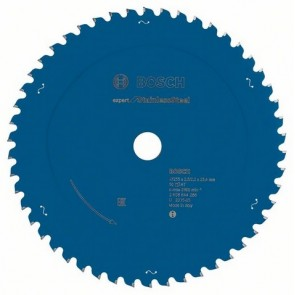 Циркулярен диск Bosch за за неръждаема стомана HM ф255х25.4х2.2мм, z50