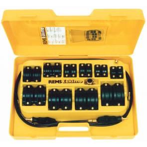 Уред за замразяване на тръбопроводи с накрайници REMS Eskimo