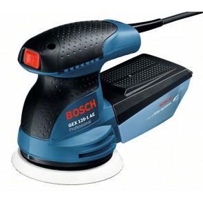 Ексцентършлайф Bosch GEX 125-1 AE - 250 W , Ø 125 mm
