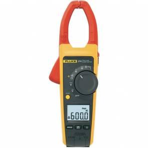 True RMS амперклещи за измервания в енергетиката Fluke 374