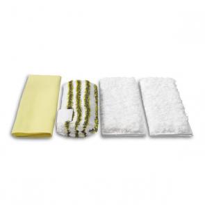 Комплект микрофибърни кърпи за баня Karcher SC, SI и DE