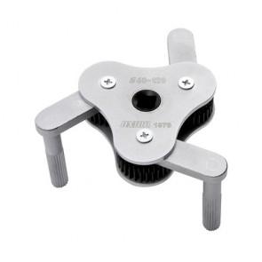 Ключ за маслен филтър тричелюстен UNIOR / 60-120мм