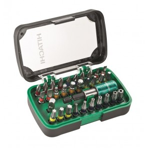 Комплект накрайници с тресчотка Hitachi 750362