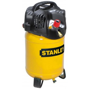 Бутален компресор Stanley D200 - 1,1kW, 24 L, 10 bar, 180 l/min