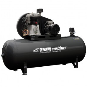 Компресор ELEKTRO maschinen E 892/11/500 INDUSTRY LINE / 11бара, 500л, 7.5к.с, 400V