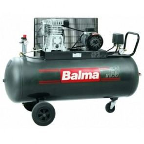 Бутален компресор Balma NS 11S/150 CT3 -  2.2 kW, 400V, 150 L, 10 bar, 320 l/min