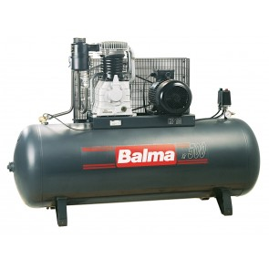 Бутален компресор Balma NS 39/500 FT - 5.5 kW, 400V, 11 bar, 827 l/min