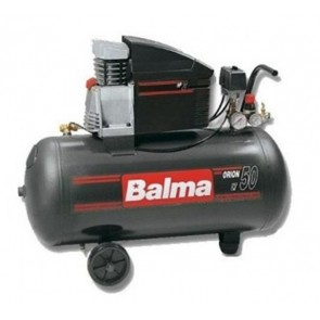 Бутален компресор Balma ORION 241 - 1.5 kW, 230V, 50 l, 240 l/min, 8 bar