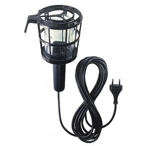 Лампа с PVC решетка Brennenstuhl Safety 2x0,75 60W E27