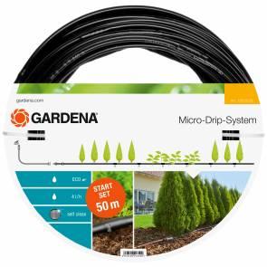 Начален комплект за редици растения L Gardena / 50м
