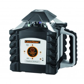 Ротационен лазерен нивелир Laserliner Quadrum OneTouch 410S