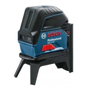Линеен лазерен нивелир Bosch GCL 2-15 Professional / 15м, 0.3мм/1 м