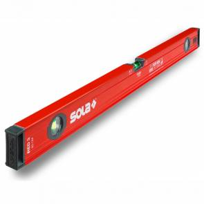 Алуминиев нивелир Sola RED 3 80 / 800мм, 0.30мм/м