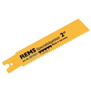 Нож за прободен трион за метал Rems / 3.2x140мм