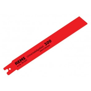 Нож за прободен трион за метал Rems / 1.8-2.5х200мм