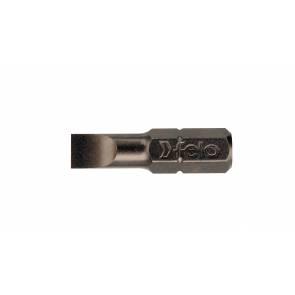 Бит FELO 020 0.8x4.0 25mm C 6.3