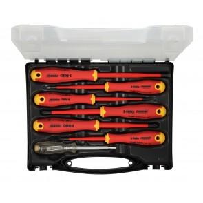 Комплект отвертки 7бр FELO E-slim toolcase