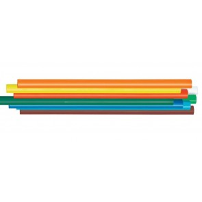Патрони за топло лепене за декорация Steinel / ф7х150мм, 96гр, 16бр