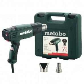 Пистолет за горещ въздух Metabo HE 20-600 / 2000W, 50-600oC