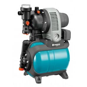 Хидрофорна помпа Gardena Classic 3000/4 eco / 650W, 2800л/ч, 4бара