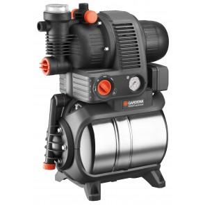 Хидрофорна помпа с разширителен съд Gardena Premium 5000/5 inox / 1200W, 4500л/ч, 5бара