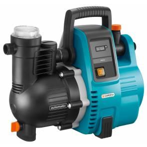 Хидрофорна помпа с електронен пресостат Gardena Comfort 4000/5 / 1100W, 8м, 4000л/ч