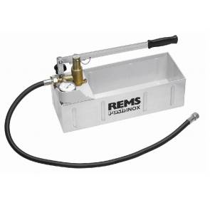 Ръчна помпа за изпитване на налягане REMS Рush Inox