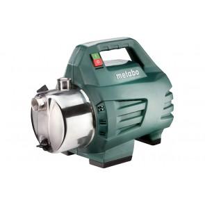 Градинска помпа Metabo P 4500 INOX / 1300W, 4500л/ч