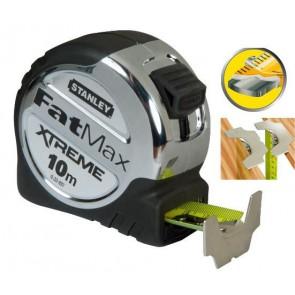 Противоударна ролетка 10м Stanley FatMax Xtreme