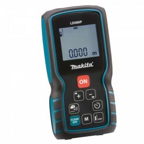 Лазерна ролетка Makita LD080P - 0.05- 80.00 м, +/-1.5 мм