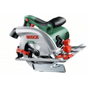 Ръчен циркуляр Bosch PKS 55 - 1200 W, 5600 оборота, диск ф 160 мм