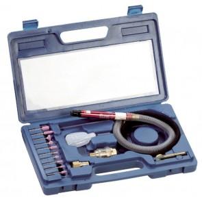 Комплект пневматичен прав шлайф Fervi 0641