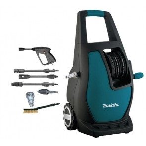 Водоструйка Makita HW111 - 1.70 kW, 110 bar, 372 l/h