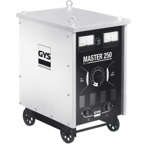 Заваръчен апарат GYS Master 250 - 80 - 220 A, 2.5 - 4 mm
