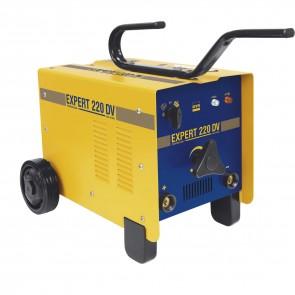 Електрожен GYS Expert 220 DV - 65-220 А, 2 до 4 мм