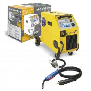 Телоподаващо устройство GYS Smartmig 162 - 30-160 А
