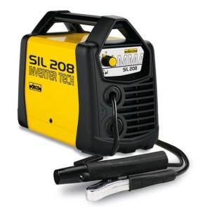 Заваръчен апарат Deca SIL 208 - DC 80 A, 230 V, 1.6-2.50 мм, 279280