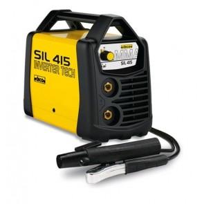 Заваръчен инверторен апарат Deca SIL 415 - DC 150 A, 230 V, 1.6-4.00 мм